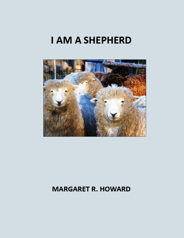 front cover I am a Shepherd